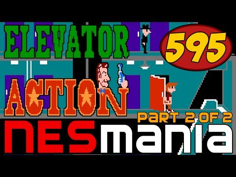 595/714 Elevator Action (Part 2/2) - NESMania
