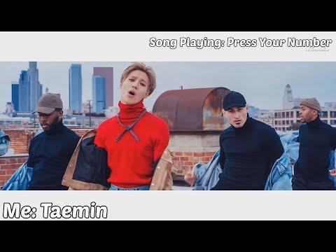 Me vs. My Friends | Kpop Favourites