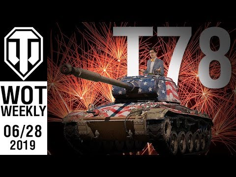 World of Tanks Weekly #122 - I'd Like to Phone a Friend...