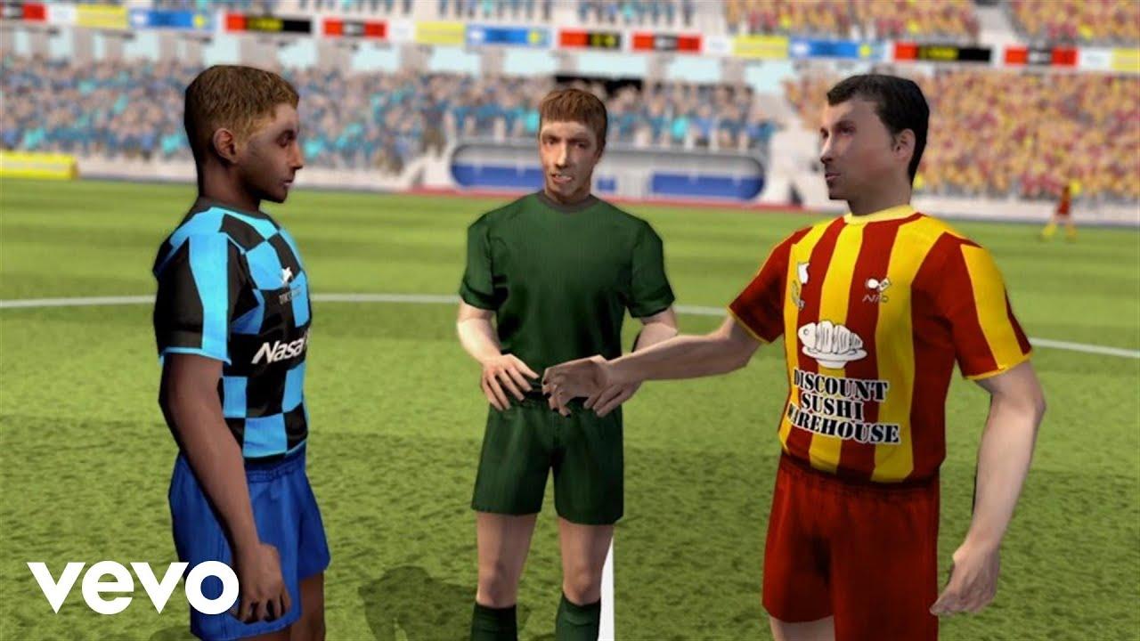 FIFA Glitch Inspires British Band Hot Chip's Insane New Music Video