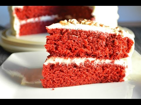 LUSCIOUS Red Velvet Cake Recipe |How to Make a Red Velvet Cake |Cooking With Carolyn