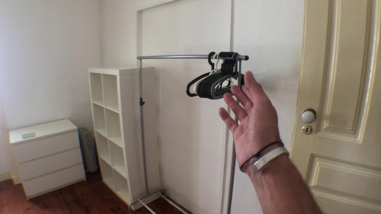 Single Bed in Gorgeous rooms for rent in lovely flatshare in Avenidas Novas, near Metro Saldanha