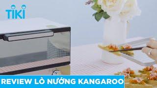 Tiki - Lò Nướng Kangaroo KG291M (15 lít)