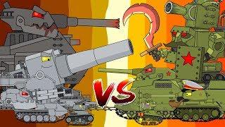 Первый сезон - Железных монстров Мультики про танки