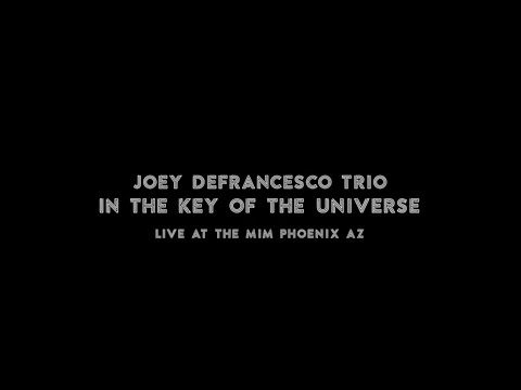 Joey Defrancesco Trio - Ronnie Scott's