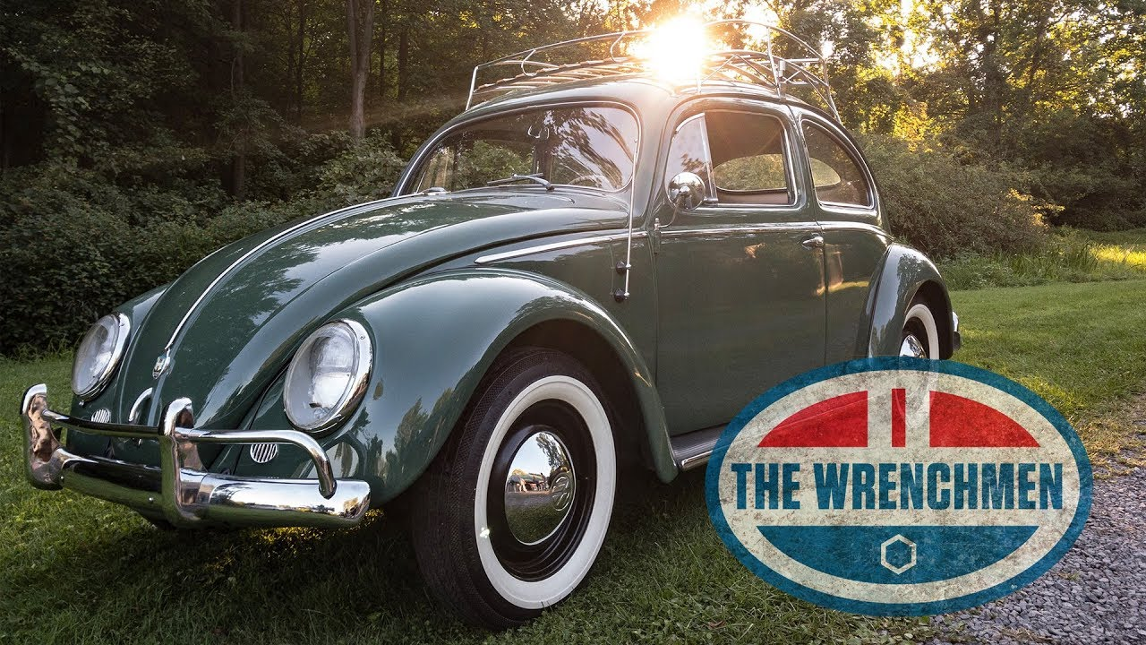 The Wrenchmen: Todd's 1957 Volkswagen Beetle