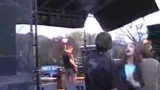 Beanbag at Messiah College (Hopefest / ArtOfficial 2002)