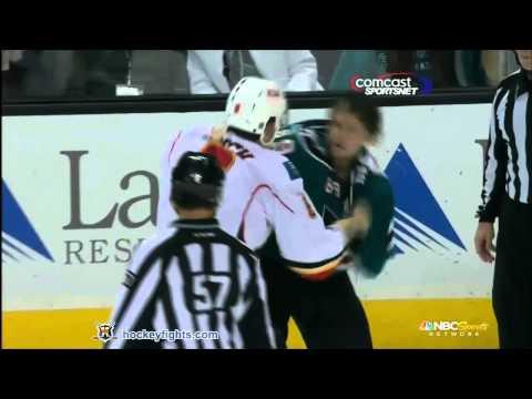 Andrew Desjardins vs. Cory Sarich