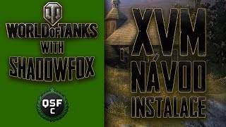 World.Of.Tanks.XVM & Mods - Instalace krok po kroku (8.11)