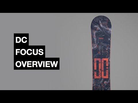 DC Focus 2017-2018 Snowboard Review | The Snowboard Asylum