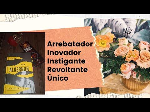 RESENHA | LIVROS - Flores para Algernon - Um livro que todo mundo deveria ler!