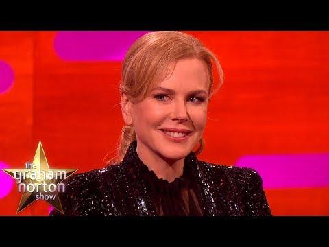 Nicole Kidman chytila tarantuli