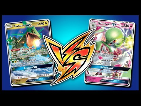 3x Games with Rayquaza GX – Pokemon TCG Online Gameplay
