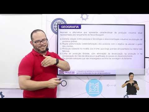 Aula 09 | Indústria brasileira - Parte 03 de 03 - Exercícios Resolvidos - Geografia