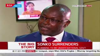 The Big Story: Mike Sonko Surrenders Nairobi to National Government | Part One