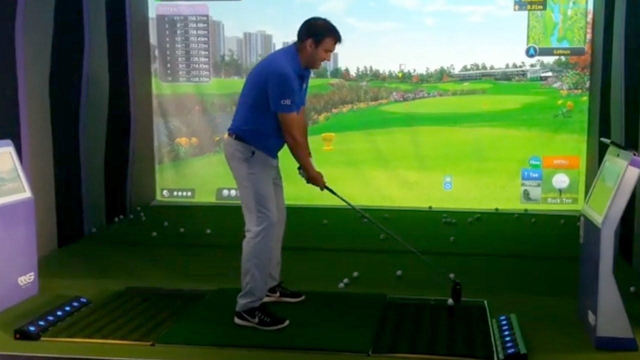PGA 앤디 묘기 골프