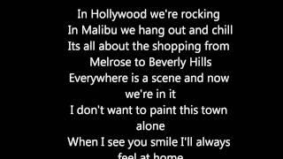 Sterling Knight - Something About the sunshine Lyrics