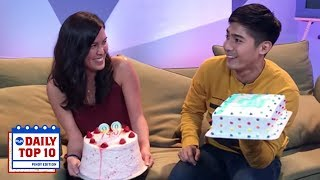 FIRST HERE: ROBI DOMINGO Gets Sweet Birthday Surprise From The Special Girl He's Dating