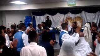 Asmerom And Hiwet Wedding