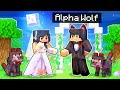 Marrying The ALPHA Wolf In Minecraft!