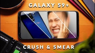 What they told you about the Galaxy S9+ Screen Is A LIE!