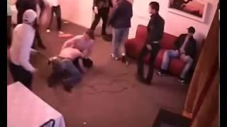 Драки в клубе Белая Сова  Иногда просто жесть