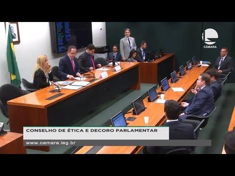 Conselho de Ética e Decoro Parlamentar - Processo contra deputado Boca Aberta - 21/08/19