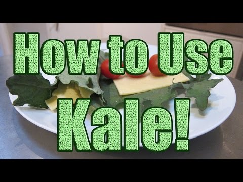 Video 10 Uses of Kale (Ten Different Ways You Can Use Kale Today!)