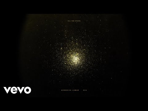 Kendrick Lamar, Sza - All The Stars video