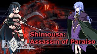 Medea  - (Fate/Grand Order) - Mochizuki Chiyome Assassin of Paraíso: Medea 1-3 Star Servant Setup - Shimousa [FGO NA]