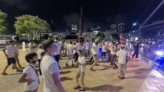 Video: Tanec v ulicích! Tel Aviv slaví svátek Simchat Tóra