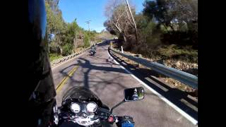 De Luz to Temecula Ride Pt. 1 (2/23/2013)