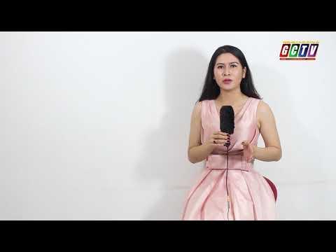 Thần Tượng Doanh Nhan 2017 -  Lưu Thị Ni tự giới thiệu
