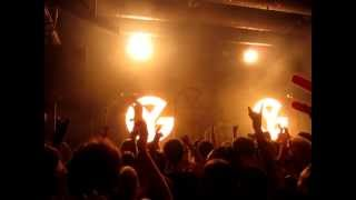 Young Guns: Broadfields, Cardiff, Solus, 11th October 2012