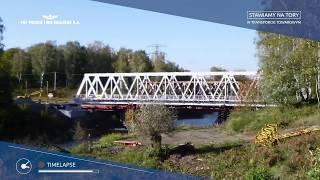 Film do artykułu: Nowy most kolejowy w...