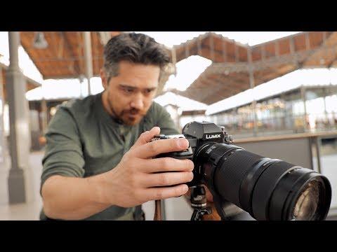 External Review Video GfHea_qFr5w for Panasonic Lumix DC-S1R Full-Frame Camera