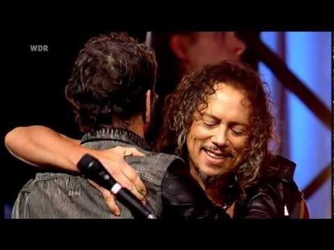 Lou Reed & Metallica - White Light-White Heat live 2011