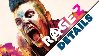 Rage 2: What It Learned from DOOM! Gameplay & Commentary with Avalanche and id