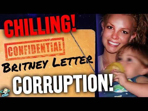 Chilling Britney Spears Letter Confirms Corruption! Where is Jon Eardley!?! #FreeBritney