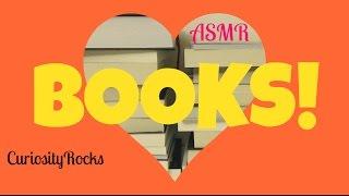 ASMR Book Haul 9th November 2016