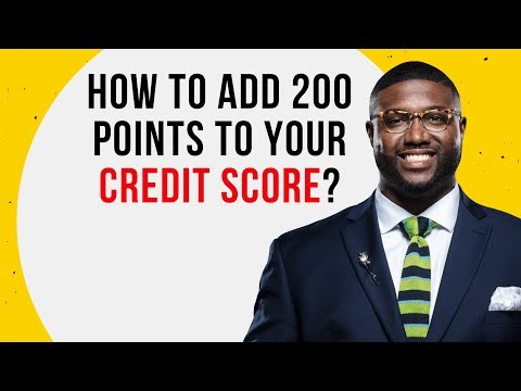 How to add 200 points to your credit score | Credit Building Secrets