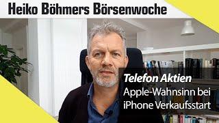 Böhmers Börsenwoche: Apple auf Rekordhoch - jetzt noch einstiegen?