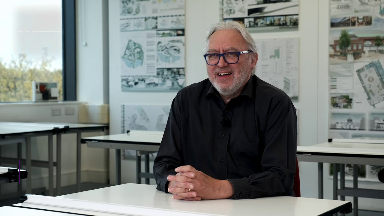 Graham Markwell, Programme Leader in Architecture.