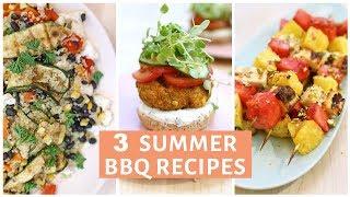 <span class='sharedVideoEp'>014</span> 三種夏日BBQ料理食譜來了 / 沙拉、迷你漢堡和土耳其沙威瑪 3 Summer BBQ Grill Recipes | Salad, Sliders and Kebabs
