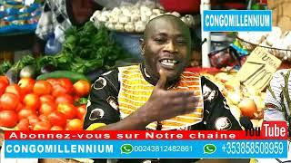 LE PEUPLE PARLE : Bana mboka ba siliki pona comportement ya NE MWANDA NSEMI aussi contre FCC ET CASH. 21/04/20