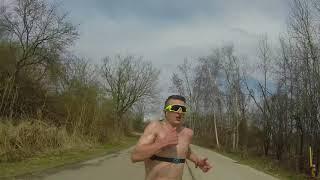 Solo Half Marathon PB Attempt