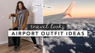 What To Wear To The Airport: Comfy Travel Outfit Ideas   By Erin Elizabeth