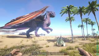 Ark PS4: How To Spawn/Tame All 3 Bosses