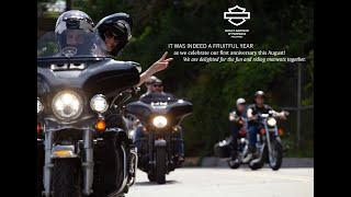Harley-Davidson of Pampanga 1st year Anniversary