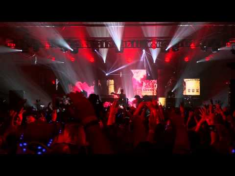 Deadmau5 - Avaritia (Live on the Honda Stage in NYC)